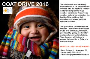 Website Coat Drive 2016